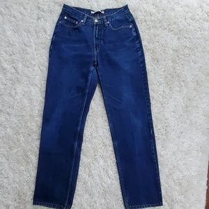 """Tommy Hilfiger """"mom"""" Jean's, high rise."""